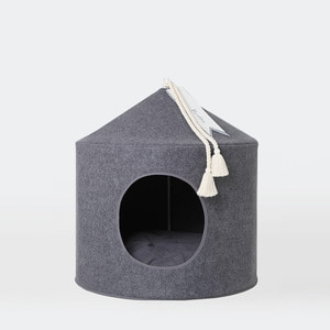 Candle House (Gray)
